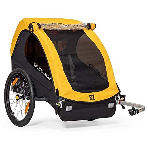 These Bike Trailers For Kids Let You Cart Your Littles All Around Town