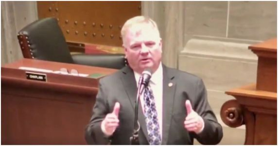 A GOP Lawmaker Used The Term 'Consensual Rape' While Talking About Abortions