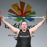 Laurel Hubbard Will Be the First Transgender Athlete to Compete at the Olympics