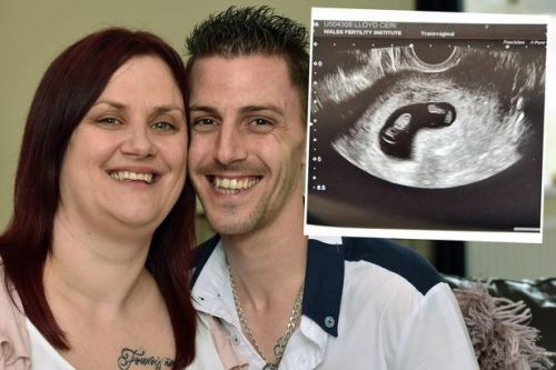 Couple who struggled to conceive had IVF and are now expecting identical triplets