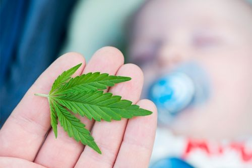 Pot Use in Pregnancy Linked With Kids' Mental Health Issues
