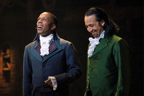 I'm A Dad Who Just Watched 'Hamilton' For The First Time--Here's My Thoughts