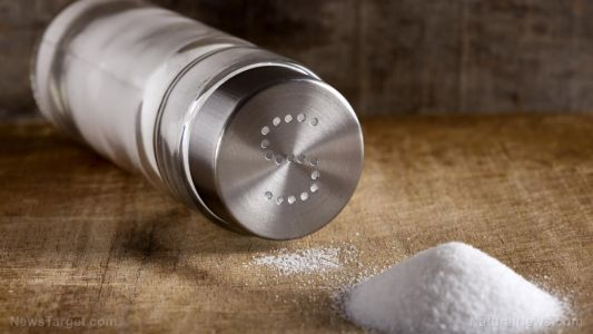 Why you need sodium, and how much is necessary - too much or too little causes health issues