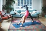 I'm a Yoga Instructor and This Is the 5-Minute Yoga Warmup I Do Before a Workout