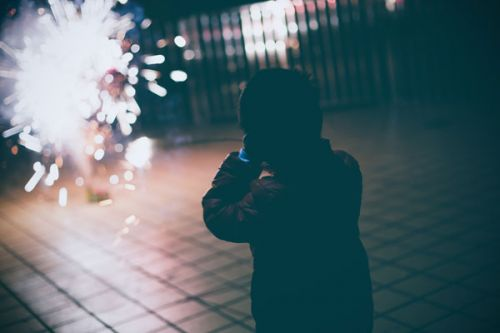 What To Do If Your Kid Is Terrified Of Fireworks
