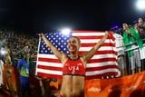 5 Fun Facts About 2-Time Olympic Beach Volleyball Medalist April Ross