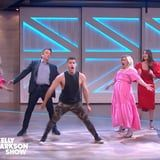 """The Fitness Marshall Taught Kelly Clarkson His """"Toxic"""" Dance, and the Audience Got SO Into It"""