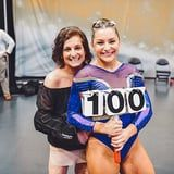 Perfect 10 Genes: Watch Mary Lou Retton's Daughter Nail Her NCAA Gymnastics Floor Routine