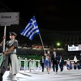 Here's Why Greece Always Goes First in the Olympic Parade of Nations