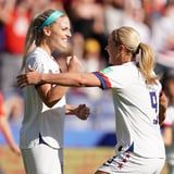 """Julie Ertz Said Being on the US Women's National Team Is """"Powerful"""" For Her Mental Health"""