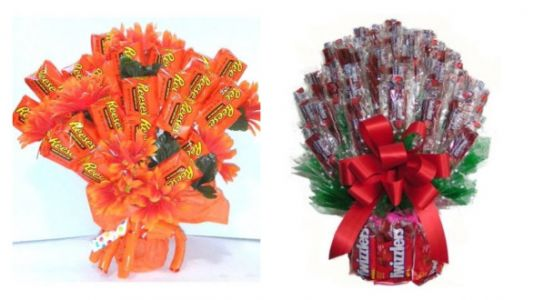 Screw Flowers, THIS Is The Kind Of Bouquet Women Want For Valentine's Day