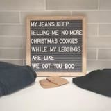 "These Quotes Are the PSA You Need That Says, ""Eat the Damn Christmas Cookies!"""
