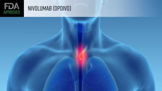Adjuvant Opdivo OK'd for Esophageal, GEJ Cancers