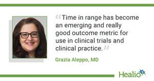 Glucose management indicator, time in range can be valuable tools in diabetes care