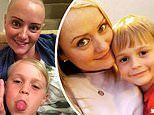 Cancer-stricken mother, 40, claims the NHS is 'leaving her to die'