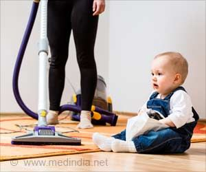 Babies Frequently Exposed to Household Cleaning Products More Prone to Asthma, Wheeze