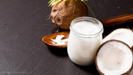 Beautiful hair, naturally: Coconut oil is Mother Nature's deep conditioner