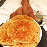 Holy Sh*t, The Rock's Cheat Meal Could Feed a Small Army