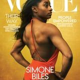 Simone Biles Graces Vogue and Talks Body Image, Being a Black Gymnast, and the 2021 Olympics