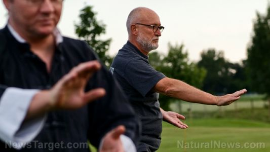 What is Tai Chi? And why you should try it