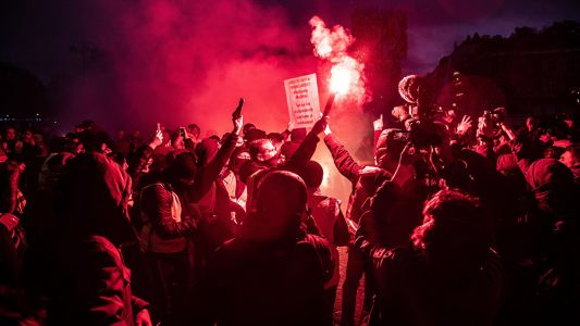 Why rioters will eventually turn their rage on Christianity if not stopped