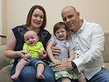 Unborn baby with deadly anaemia is saved after a doctor injected blood into his umbilical cord