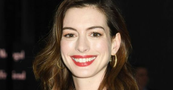 Anne Hathaway Explains Why She Won't Drink Until Her Kid Grows Up And Moves Out