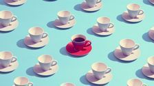 Study Suggests It's OK To Drink 25 Cups Of Coffee A Day. It's Not