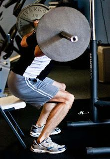 How the Squat Exercise Increases Testosterone Levels