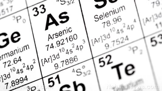 Consumption of arsenic-contaminated water linked to increased risk of heart disease, warn researchers