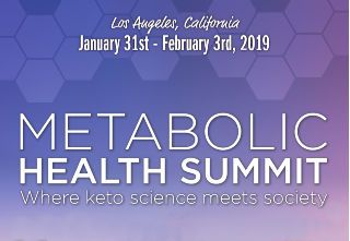 Join Me At the Metabolic Health Summit!