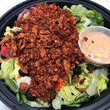 """Costco Added a Vegan Al Pastor Salad to Its Menu, and """"It's HUGE and TASTY!"""""""