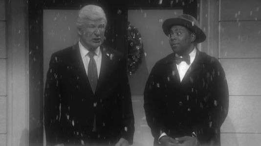 'SNL' Shows Us A Trump-Less World In Amazing 'It's A Wonderful Life' Spoof