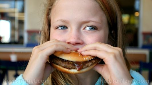Shocking international study reveals that adolescents who eat fast food are 40% more likely to have severe asthma