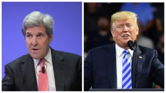 Entire Internet Comes For John Kerry After He Compares Trump To 'Teenage Girl'