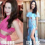 "Julia Gained 20 Pounds and Realized That Skinny Isn't ""Better Than Everything"""