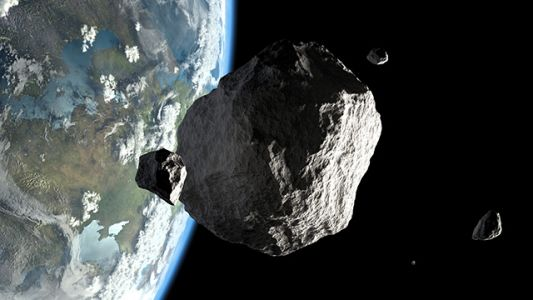 For the first time, an asteroid has been found with essential ingredients for life