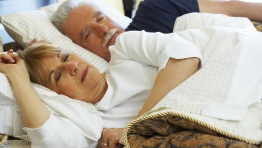 Older people who don't get a good night's sleep are more likely to develop Alzheimer's, says study
