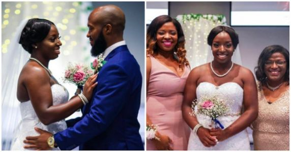 This Bride Spent Only $3,000 On Her Wedding By Buying Everything On Amazon