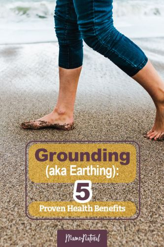 Grounding : 5 Reasons to Try This Ancient Practice