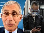 Fauci suggests wearing eye protection to protect against coronavirus