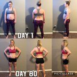 Shalee Lost 38 Pounds in 80 Days With This Popular Beachbody Program