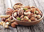 Eating 60g of walnuts, hazelnuts and almonds each day 'gives men better orgasms'