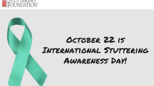 International Stuttering Awareness Day: Extolling The Virtues Of Early Intervention