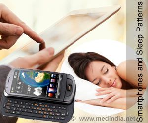 Smartphones Reduce Teens' Quality of Sleep