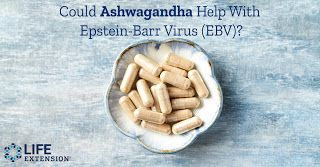 Could Ashwagandha Help With Epstein-Barr Virus ?