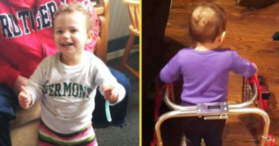 Why My Daughter Learning To Walk Was So Incredible