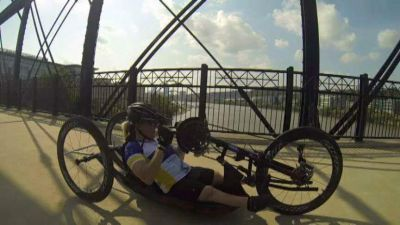 UPMC Handcyclist to Again Conquer 26.2 Miles