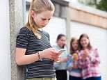 Experts warn of ominous new SELF-bullying trend online and signs your teen is doing it