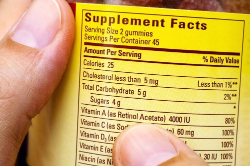 Multivitamins - the implications of a definition for policy, science and consumer expectations
